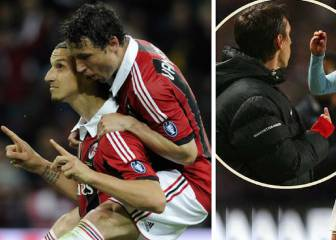 Ibra to Tévez: 10 players who do celebrate against old sides