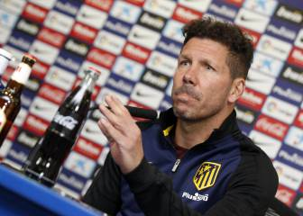 Diego Simeone delighted by Carrasco improvement