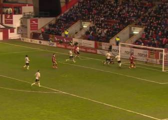 Miles misses from inches out: striker Storey in sitter shocker