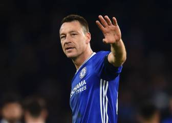 John Terry's Chelsea career in numbers