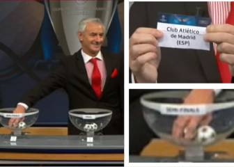 Hot and cold balls? Rushie picks Madrid v Atleti semi-final draw