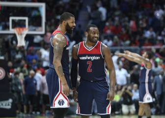 Un imparable John Wall sella la serie y el pase de los Wizards