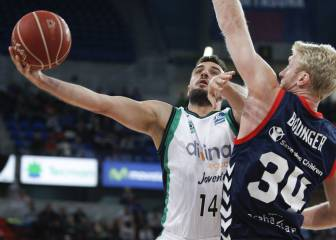 Baskonia olvida la Final Four barriendo sin piedad al Joventut