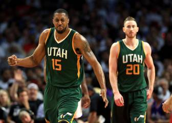 Los Jazz de Hayward ganan a Clippers y se citan con Warriors