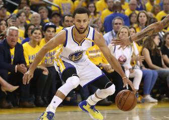 Resumen del Golden State Warriors - Utah Jazz de NBA