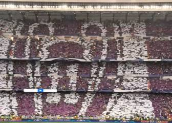 The Madrid derby in 24 seconds: brilliant Bernabéu time-lapse