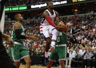 Resumen del Washington Wizards - Boston Celtics
