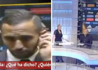 Defensa marroquí recibe un insulto racista en directo en TV
