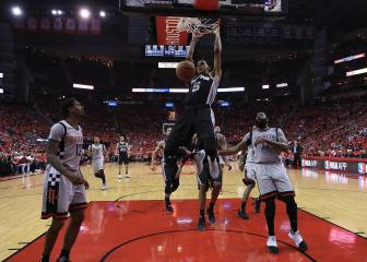 Resumen de Houston Rockets-San Antonio Spurs