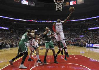 Resumen de Washington Wizards-Boston Celtics