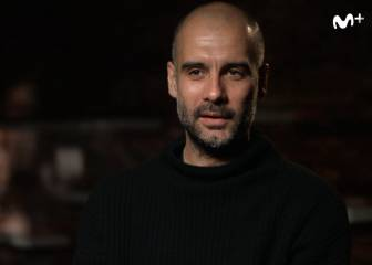 Guardiola recuerda la final de Wembley: