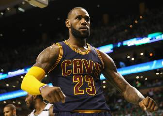 Resumen del Boston Celtics - Cleveland Cavaliers de la NBA