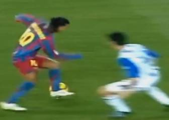 When Alavés were bamboozled by Barcelona great Ronaldinho