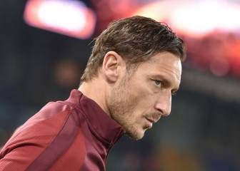 Francesco Totti: a career in numbers