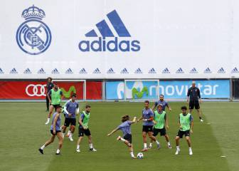 El Real Madrid prepara la final de Cardiff en el Media Day