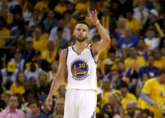 Resumen del segundo partido de la Final: Warriors - Cavaliers
