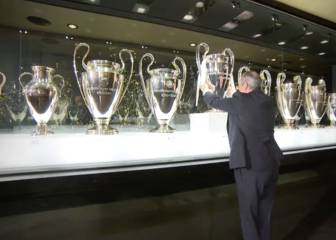 Number 12 is in the Santiago Bernabéu