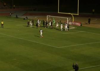 Spaniard Portilla scores directly from corner in NASL