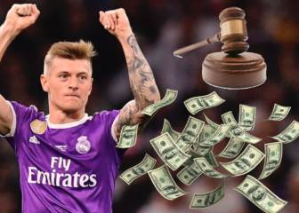 Kroos raises half a million by auctioning Cardiff final shirt