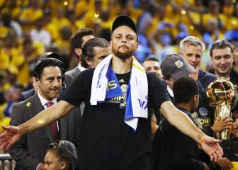Resumen del Golden State Warriors - Cleveland Cavaliers