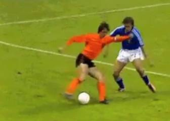 43 years since Cruyff lit up World Cup with signature turn