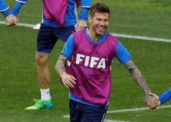 Smolov claims he won't be queuing for Ronaldo's shirt