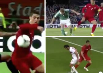 Cristiano Ronaldo's top five pieces of skill in a Portugal shirt