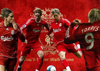 Audi Cup: 10 of Torres' best goals as a Liverpool player