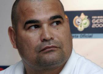 Chilavert sobre el incidente: