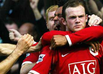 Wayne Rooney - player profile