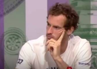 Andy Murray scolds journalist for forgetting women's tennis