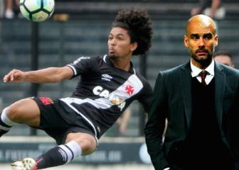 City signing Douglas Luiz gives a taste of things to come