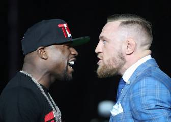 Best of McGregor and Mayweather in Toronto