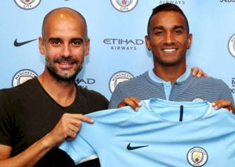 Guardiola convinced me to join Man. City - Danilo