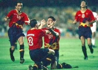 When Kiko's last-gasp goal won Olympic gold for Spain