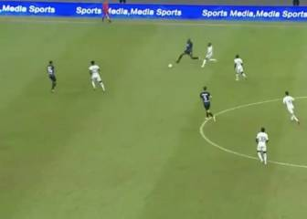 Kondogbia lands glorious lob in Inter win... at the wrong end