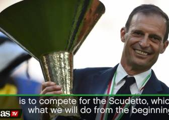 Allegri warns seventh Scudetto will be toughest yet for Juve