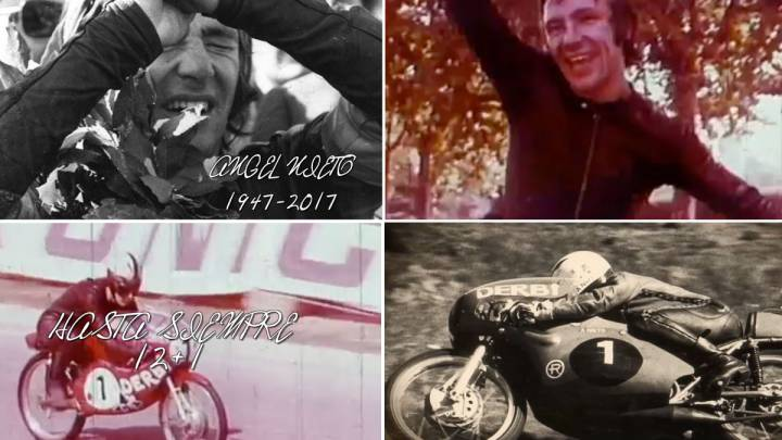 Ángel Nieto: legend, pioneer: a life on two wheels