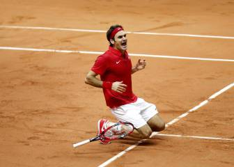 Federer at 36 - 36 of the Swiss master's greatest points