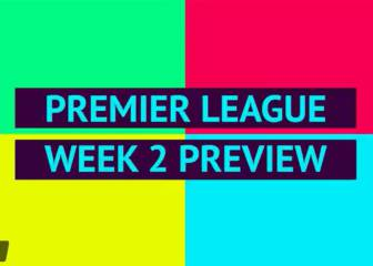 Opta's Premier League preview - week 2