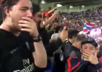 PSG fans left open-mouthed by Neymar's stunning solo goal
