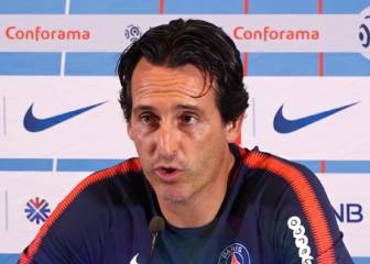 Emery says 'Neymar mania' is a boost for PSG