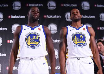 Golden State Warriors reveal new shirt and sponsor