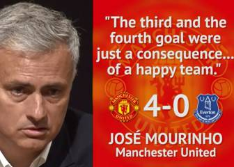 Week 5 in Words - United are happy; Mourinho's happy