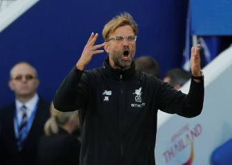 Liverpool are not the Harlem Globetrotters - Klopp