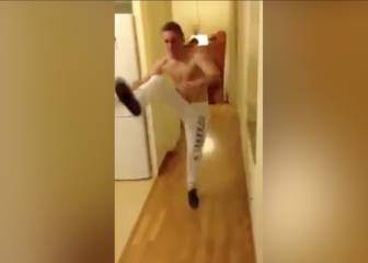 Deulofeu's crazy dancing goes viral