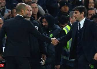 Conte admires Guardiola's style of football
