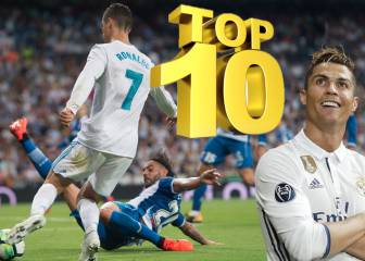 More than goals: Cristiano Ronaldo's 10 best assists