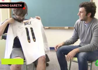 Gareth Bale's Spanish is better than he thinks, says his teacher