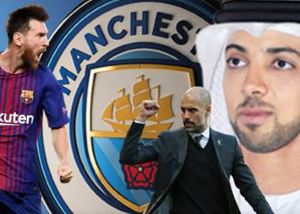¿Messi con Guardiola en el City? El jeque no se rendirá...